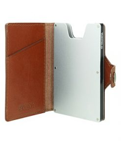 Valenta Card Case Wallet Cognac-91579