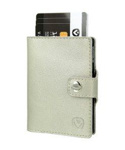 Valenta Card Case Wallet Gold-0