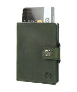 Valenta Card Case Wallet Green-0