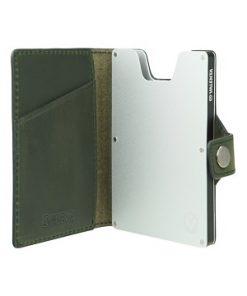 Valenta Card Case Wallet Green-91591