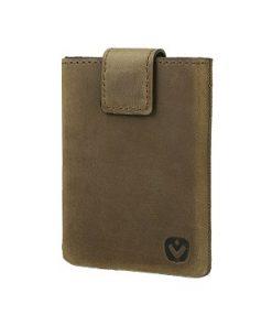 Valenta Card Case Pocket Luxe Brown-91560