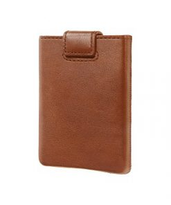 Valenta Card Case Pocket Luxe Cognac-91569