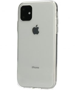 Mobiparts TPU Case iPhone 11 Transparent-0