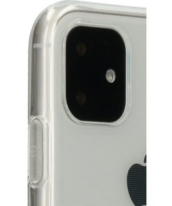Mobiparts TPU Case iPhone 11 Transparent-149051