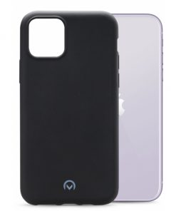 Mobilize Rubber Gelly Case Apple iPhone 11 Matt Black-0
