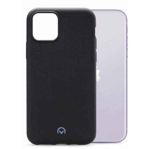 Mobilize Rubber Gelly Case Apple iPhone 11 Matt Black-0