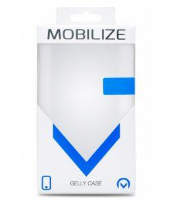 Mobilize Rubber Gelly Case Apple iPhone 11 Matt Black-149210