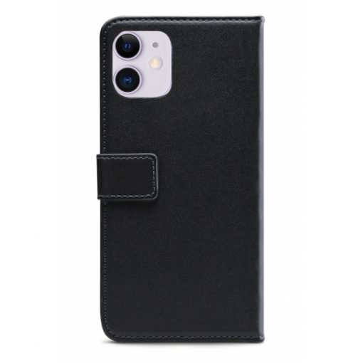 Mobilize Classic Gelly Wallet Book Case Apple iPhone 11 Black-149212