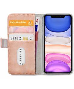 Mobilize Elite Gelly Wallet Book Case Apple iPhone 11 Soft Pink-149190