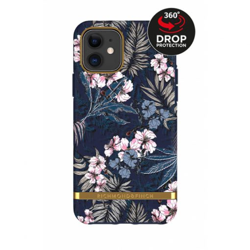 Richmond & Finch Freedom Series Apple iPhone 11 Floral Jungle/Gold-0