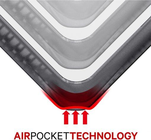 ITSKINS Level 2 HybridFrost for Apple iPhone 11 Transparent Black-149200