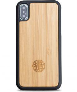 Reveal Zen Garden Bamboo Case Apple iPhone X/XS-0