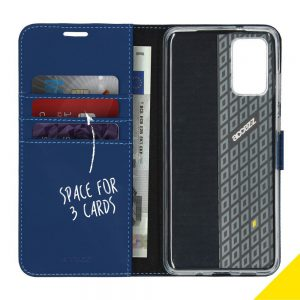 ACCEZZ BOOKLET WALLET BLUE GALAXY S20 PLUS