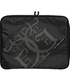 Mooie laptop sleeve Clan Black 15 inch.