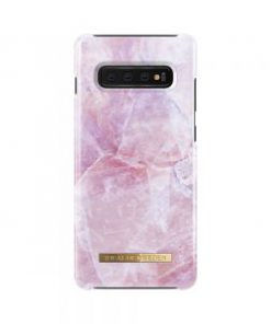 IDEAL FASHION CASE PILION PINK MARBLE GALAXY S10 PLUS