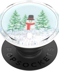 Universele PopSocket Snow Globe